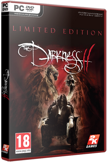 The Darkness II Limited Edition (2K Games ) (ENG) [L]Таблетка есть.