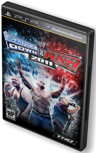 WWE SmackDown vs. Raw 2011 (Patched)[FullRIP][CSO][ENG]