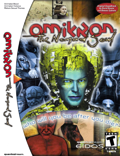 Omikron - The Nomad Soul (1999) PC | RePack R.G. Catalyst