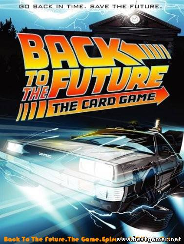 Back To The Future.The Game.Gold Edition (Telltale Games) (RUS, G () [Repack] от Fenixx