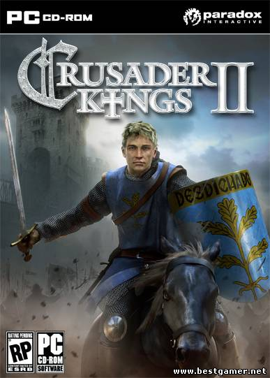 Crusader Kings II (Paradox Interactive) (ENG) [L]