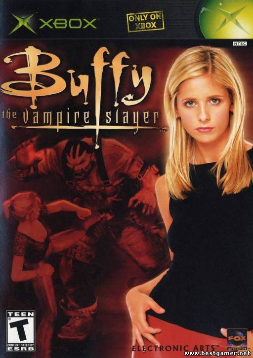 Buffy The Vampire Slayer [PAL/ENG/DVD9/iXtreme]