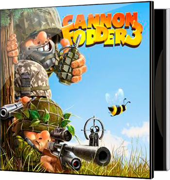 Cannon Fodder 3 (Burut Creative Team) (ENG) [L]