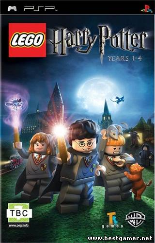 LEGO Harry Potter Years 1-4 (Patched)[FullRIP][CSO][Multi3][US]