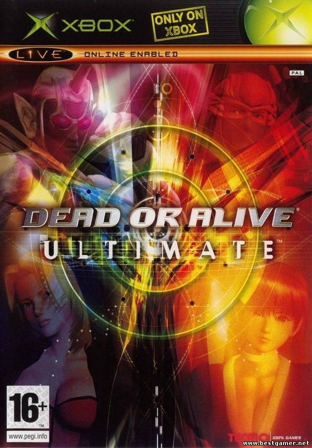 Dead or Alive® Ultimate™ [PAL/ENG/DVD9] iXtreme Compatible©(2ИГРЫ)