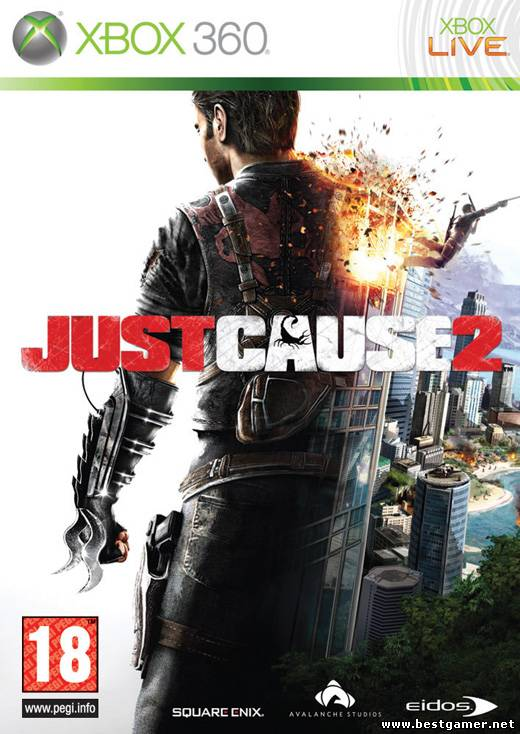 [GOD] Just Cause 2[Region Free / ENG][Dashboard 2.0.13146]