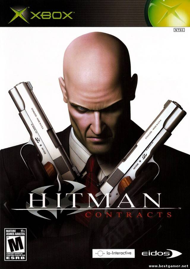 Hitman 3: Contracts [Region Free/ENG/DVD9/iXtreme]