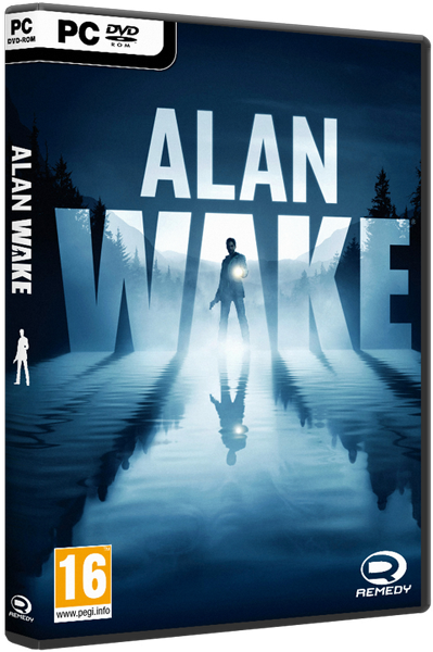 Alan Wake (Remedy Entertainment) (RUS\ENG\Multi 10) [L] *SKIDROW*