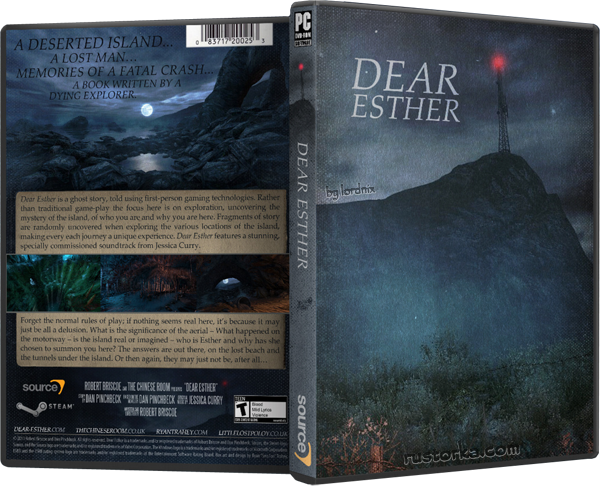 Dear Esther (thechineseroom ) (RUS/ENG) [Repack]