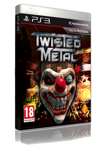 [PS3] Twisted Metal [USA][RUS]