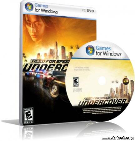 Need For Speed: Undercover (2008) PC | RePack от R.G.Spieler