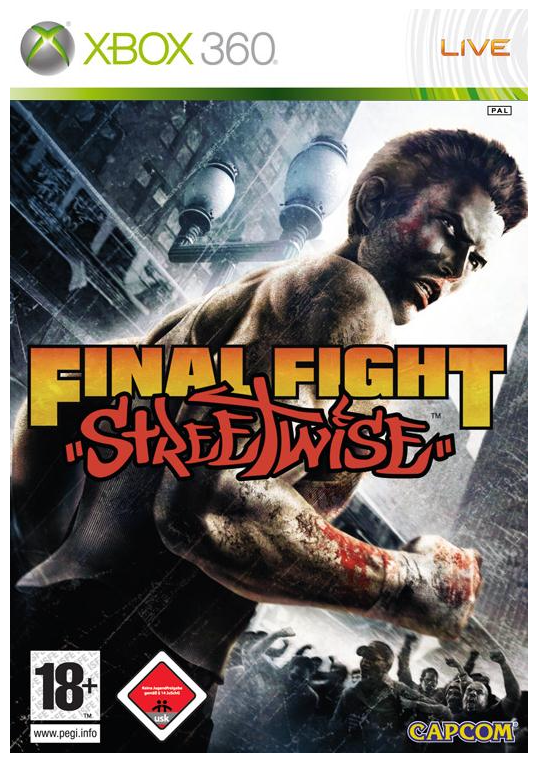 Final Fight: Streetwise [PAL/ENG/DVD9/iXtreme]