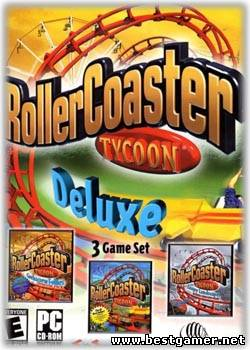 Roller Coaster Tycoon (1999) PC | RePack