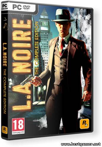 L.A. Noire: The Complete Edition v 1.2.2610 (2011) PC | RePack