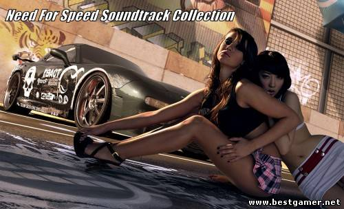 Need For Speed Soundtrack Collection (1994-2009) MP3|