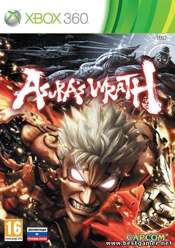 (Xbox 360) Asura's Wrath [2012, Action (Slasher) / 3D / 3rd Person, ENG] [Region Free] [L]