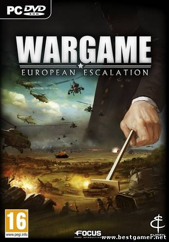 Wargame: European Escalation (Focus Home Interactive) (ENG) [L] Steam Rip