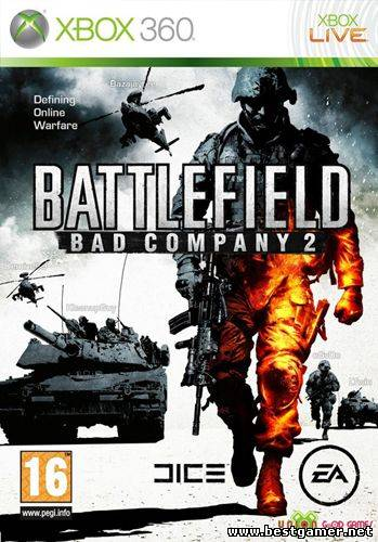 [GOD] Battlefield: Bad Company 2 + DLC (Vietnam)[PAL][RUSSOUND][Dashboard 2.0.13146] от R.G. Union GoOD Games