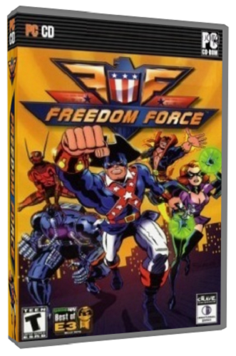 Freedom Force (2002/PC/Rus+Eng)