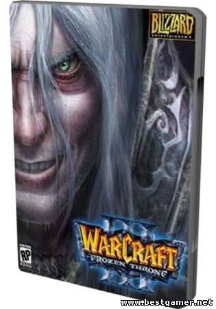Warcraft III + The Frozen Throne + Mappack(V. 1.6)