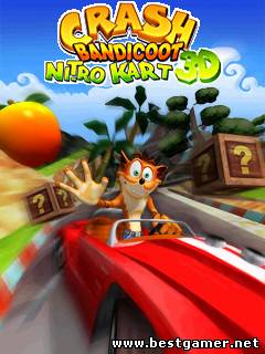 [Symbian 9.x] Crash Bandicoot Kart 3D