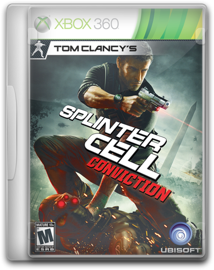 [GOD] Tom Clancy`s Splinter Cell: Conviction [Region Free][ENG][Dashboard 2.0.13146]