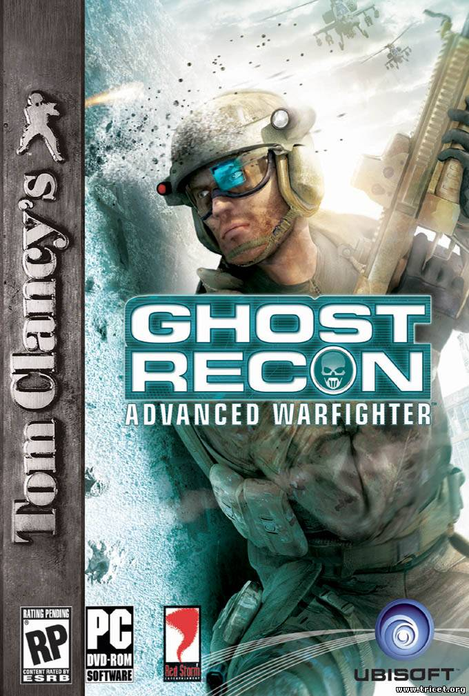 Tom Clancy's Ghost Recon: Advanced Warfighter (2006/ PC/ Русский) [RePack]