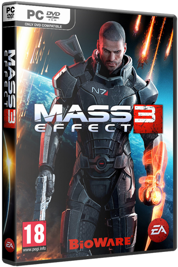 Mass Effect 3 Digital Deluxe Edition (Electronic Arts) (RUS/ENG) [L] Origin Rip