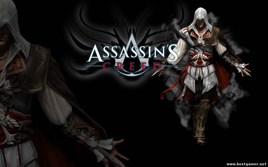[Java] Assassin's Creed Трилогия (128x128,128x160,176x208,176x220,