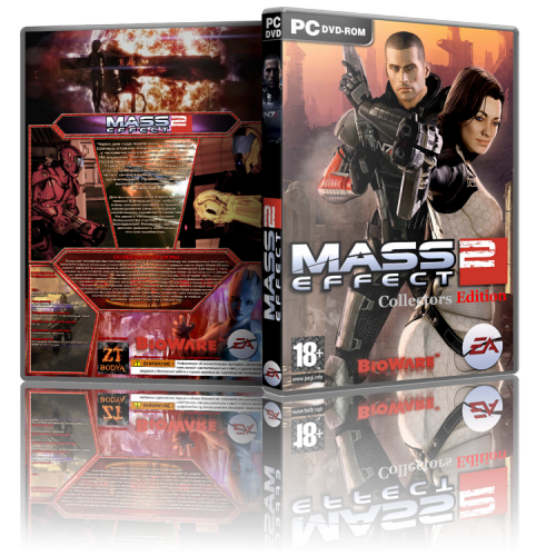 Mass Effect 2 - Collectors Edition [v1.0.2] (2010/PC/Rus/RePack)