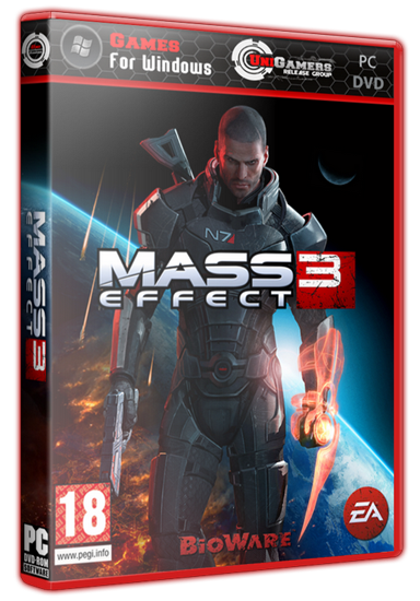 Mass Effect 3 N7 Deluxe Edition ( (RUS/MULTi7) [RePack] от R.G. UniGamers(Заменена таблетка для длс)