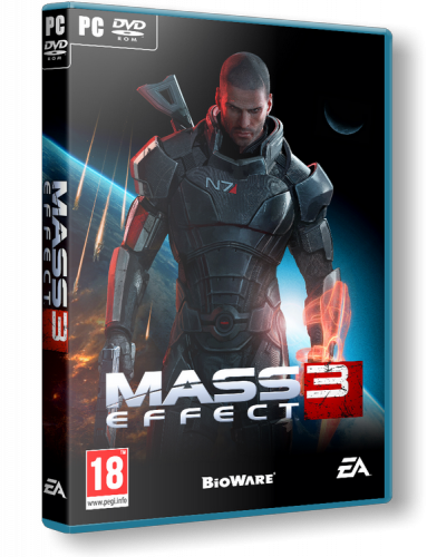 Mass Effect 3: Digital Deluxe Edition (Electronic Arts) (RUS/ENG) [Lossless Repack] от R.G. Origami