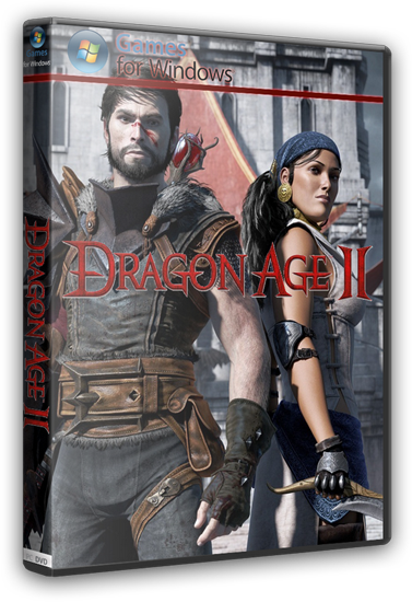 Dragon Age II (Electronic Arts) (RUS\ENG) [Lossless Repack] от R.G. Origami