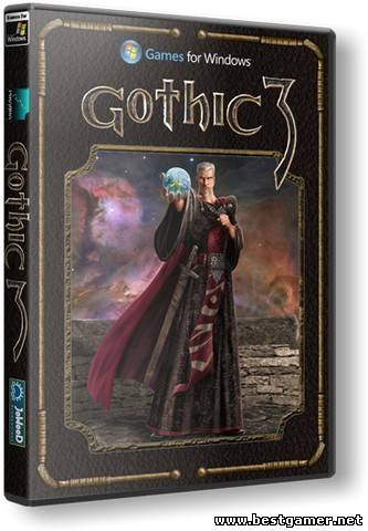 Gothic 3 - Enhanced Edition (2006) PC | RePack от R.G. Catalyst