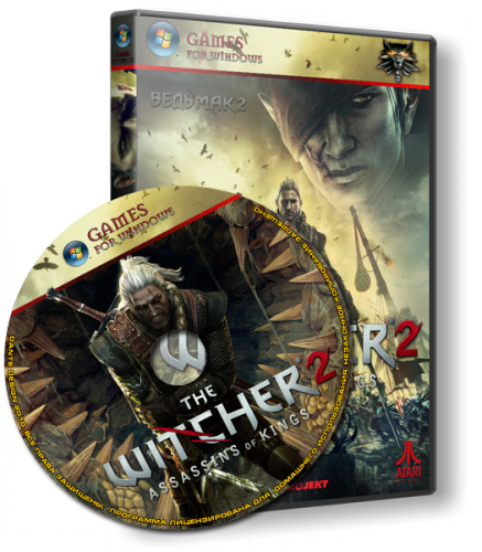 Ведьмак - Дилогия / The Witcher - Fantasy Edition (2007-2011/PC/Rus/RePack) by R.G. Механики