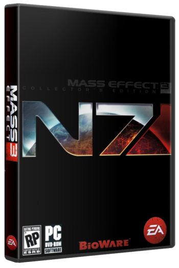 Mass Effect 3: Digital Deluxe Edition (2012) PC | RePack от Spieler