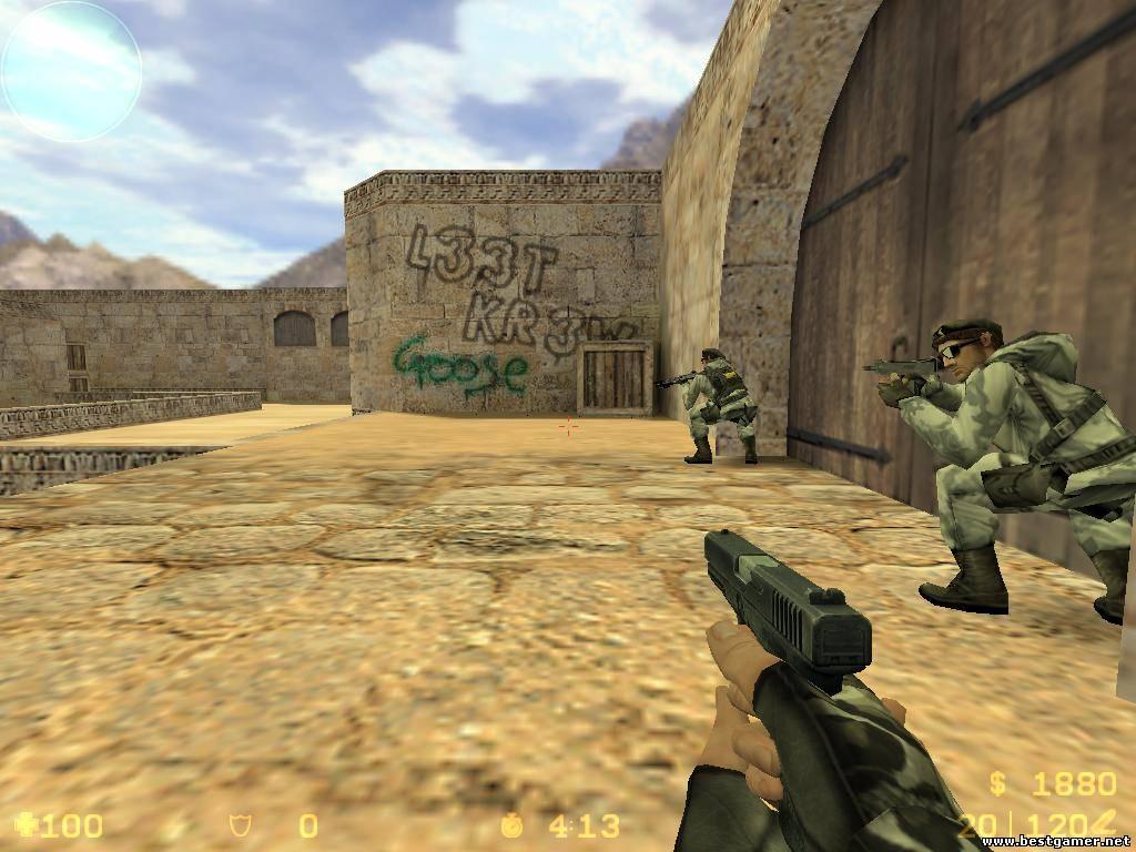 XTCS Counter-Strike 1.6 Final Release NonSteam 2009, RUS + Видеоинструкция