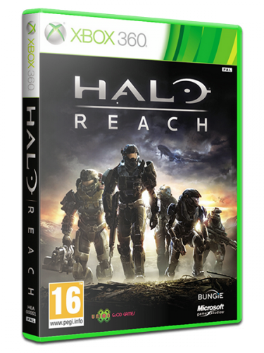 [GOD] Halo Reach + DLC [Region Free][ENG][Dashboard 2.0.13146]