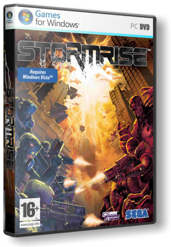Stormrise (2009/PC/RePack/Rus) by R.G Packers