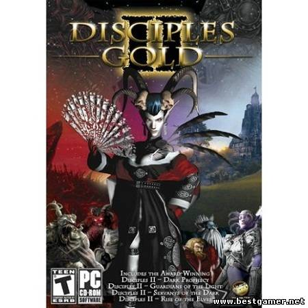 Disciples Gold (1999) PC