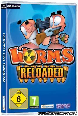 Worms Reloaded [+ DLC's] (2010) PC