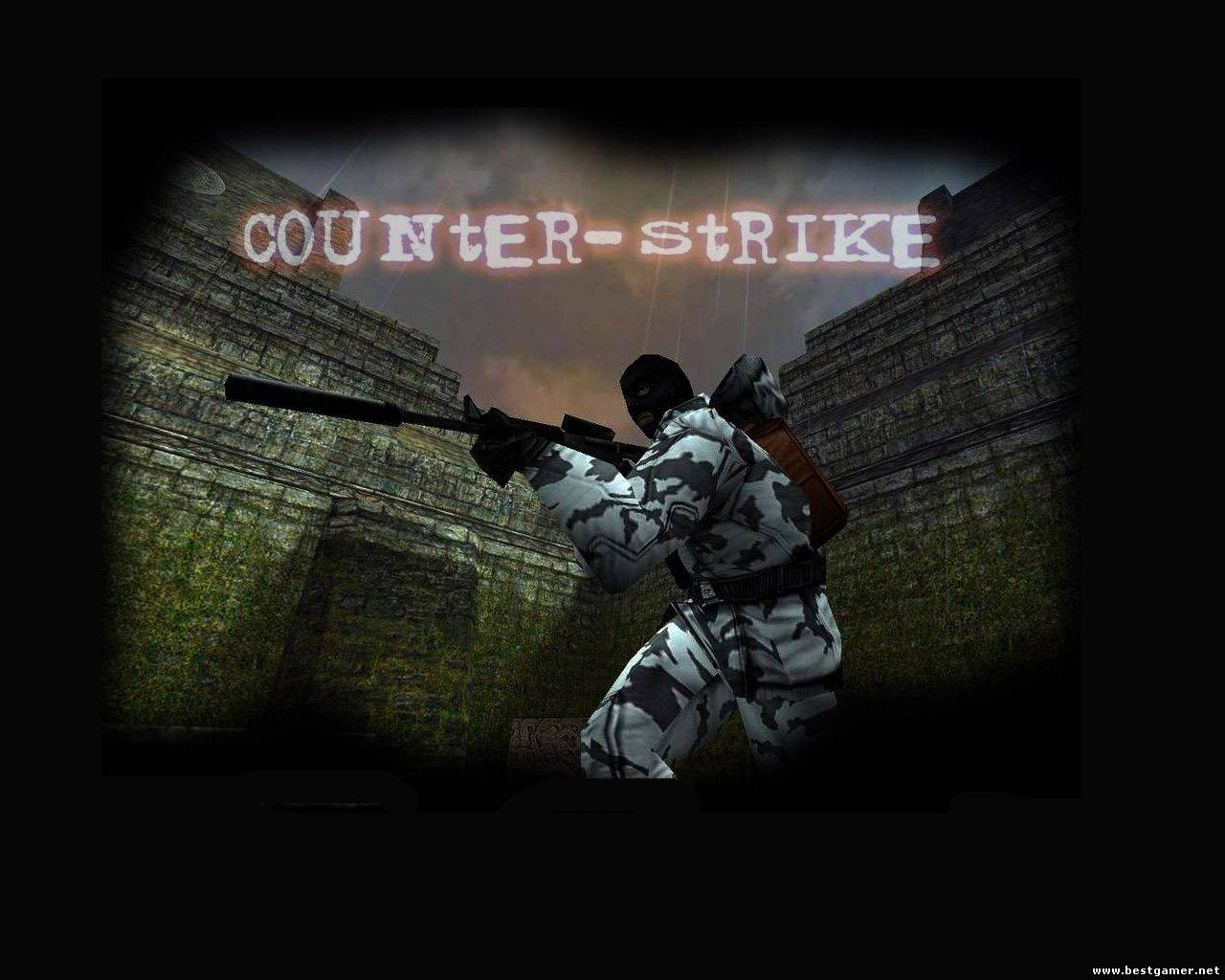 Counter Strike 3D 2 в 1 (Micro Counter Strike - Bluetooth version) JAVA