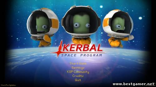 Kerbal Space Program (Squad) (ENG) [Repack]