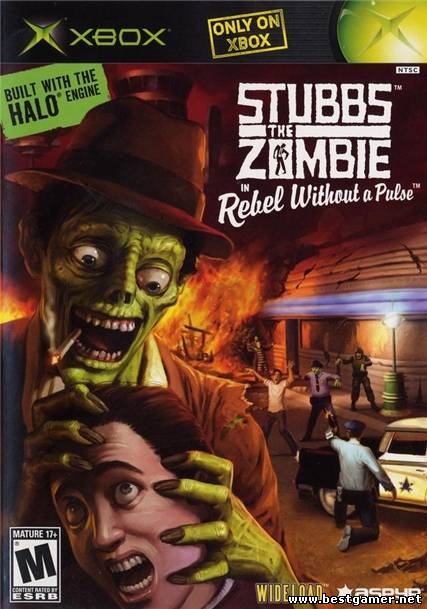 [EXCLUSIVE] Stubbs the Zombie in Rebel without a Pulse [PAL | ENG | DVD9 | iXtreme](работает на Xbox 360! )