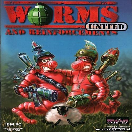 Worms United (1996/PC/Eng) by GOG