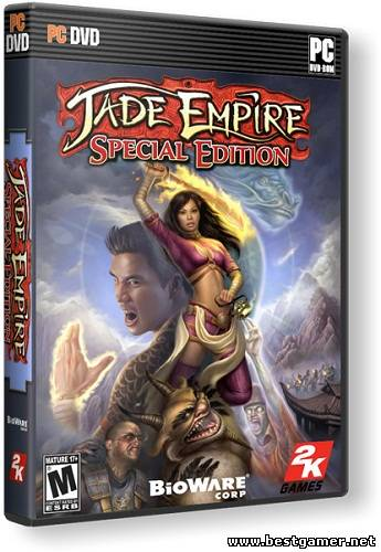 Jade Empire: Special Edition (2007) PC | Lossless Repack от R.G. Механики