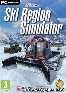 (РС)Ski Region Simulator 2012-FiGHTCLUB (2011/PC/Eng)