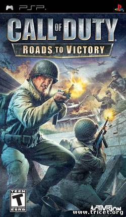 [PSP]Call of Duty: Roads to Victory