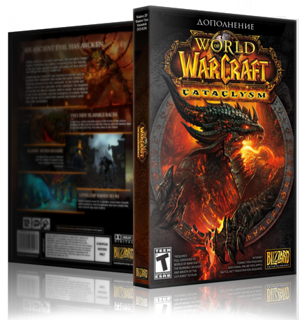 World of Warcraft: Cataclysm (2010/PC/Rus)