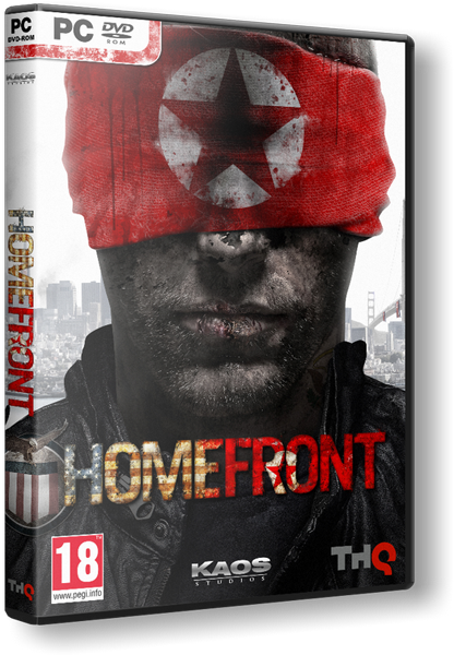 Homefront [RUS/ENG] (2011) RePack